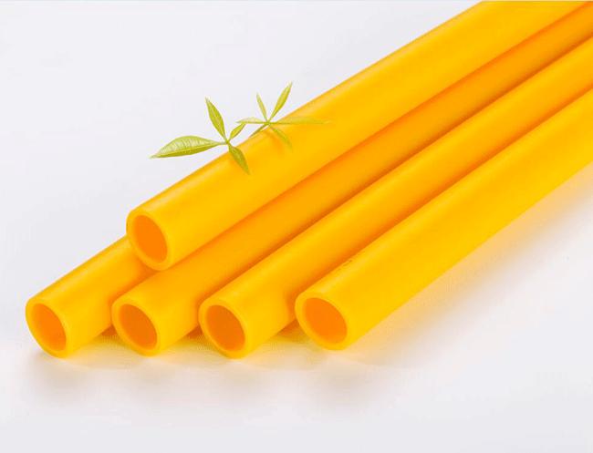 精品家裝PE-RT地暖管(黃色)